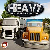 تحميل لعبة heavy truck simulator v 1.970 مهكره
