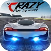 لعبة سباق Crazy for Speed مهكرة