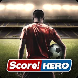 لعبة سكور هيرو Score! Hero مهكرة للاندرويد