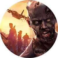 لعبة زومبي  Zombie Gunship Survival مهكرة