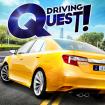 لعبة Driving Quest! V1.1 apk مهكرة للاندرويد