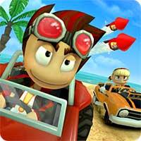 تحميل لعبة سباق Beach Buggy Racing v1.2.16 mod مهكرة