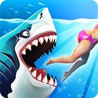 لعبة Hungry Shark World v2.5.0 مهكرة للاندرويد