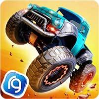 لعبة Monster Trucks Racing v 2.3.4 مهكرة للاندرويد
