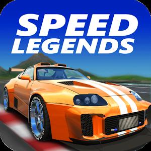 لعبة سباق Speed Legends – Open World Racing 2.0 مهكرة