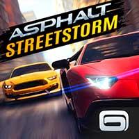 لعبة Asphalt Street Storm Racing v1.5.0n للاندرويد
