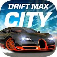 لعبة Drift Max City v4.8 مهكرة للاندرويد