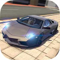 لعبة Extreme Car Driving Simulator v4.17.1 مهكرة للاندرويد