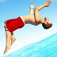 تحميل Flip Diving v2.8.8 مهكرة للاندرويد