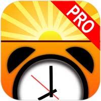 تطبيق المنبه Gentle Wakeup Pro للاندرويد
