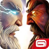 لعبة Gods of Rome v1.6.0a للاندرويد