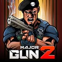 لعبة Major Gun 4.0.7 مهكرة للاندرويد