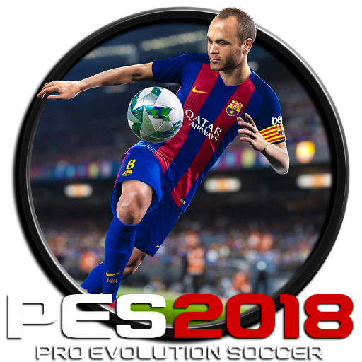 لعبة PES 2018 LITE اوفلاين نسخة حديثة PPSSPP