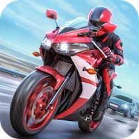 لعبة Racing Fever: Moto 1.2.6 مهكرة للاندرويد