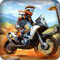 لعبة Trials Frontier مهكرة للاندرويد