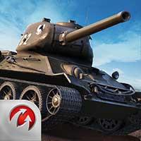 لعبة World of Tanks Blitz  للاندرويد