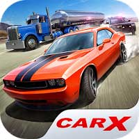 تحميل CarX Highway Racing 1.54.1 مهكرة للاندرويد