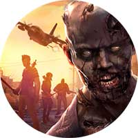 لعبة زومبي  Zombie Gunship Survival مهكرة