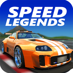 لعبة سباق Speed Legends – Open World Racing مهكرة