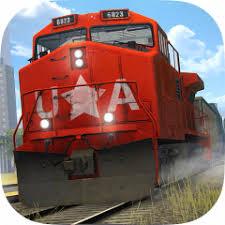 لعبة القطار Train SimPro v3.8.5 apk