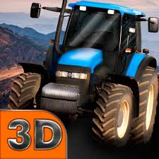 لعبة Tractor Driver Cargo 3D APK MOD