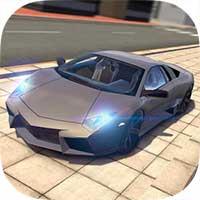 لعبة Extreme Car Driving Simulator 6.0.5.2  مهكرة للاندرويد