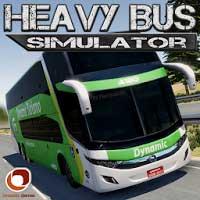 لعبة Heavy Bus Simulator مهكرة للاندرويد