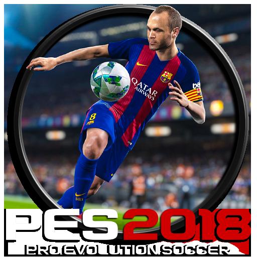 لعبة PES 2018 LITE مجانا للاندرويد
