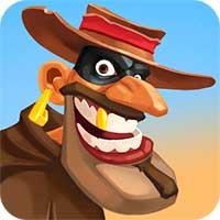 تحميل لعبة Run & Gun: BANDITOS 1.3 مهكرة للاندرويد