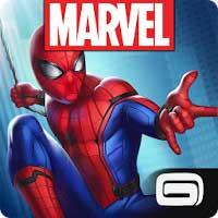 لعبة Spider-Man Unlimited مهكرة للأندرويد
