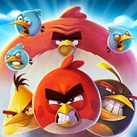 تحميل Angry Birds 2 مهكرة للاندرويد