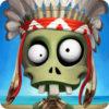 لعبة Zombie Castaways  مهكرة للاندرويد
