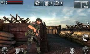 تحميل لعبة Frontline Commando D Day مهكرة للاندرويد اندروبلاي