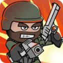 تحميل ميني ميليشيا doodle army 2 mini militia مهكرة للاندرويد