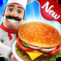 تحميل لعبة الطهي Food Court Fever: Hamburger مجانا للاندرويد