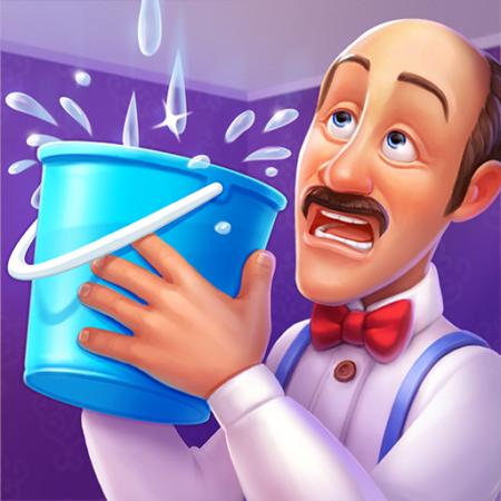 تحميل لعبة Homescapes 4.3.2 [مهكرة] للاندرويد