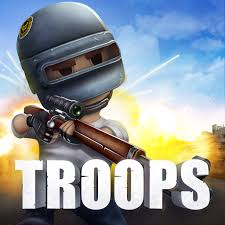 تحميل Pocket Troops مهكرة للاندرويد