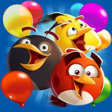 تحميل Angry Birds Blast مهكرة للاندرويد