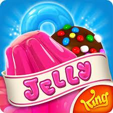 تحميل Candy Crush Jelly Saga مهكرة للاندرويد