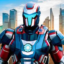 تحميل لعبة Iron Avenger 2 مهكرة للأندرويد