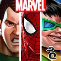 تحميل لعبة Marvel Puzzle Quest مهكرة للأندرويد